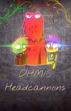 Don't Hug Me I'm Scared Headcannons by Meonily