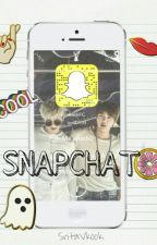 Snapchat | Namjin by SritaVkook