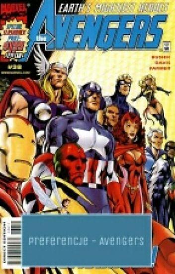 Preferencje - Avengers