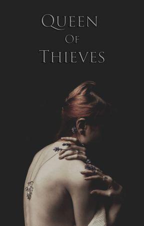 Queen of Thieves by JadeG22
