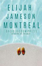 Elisha James Montreal by BadBloodEmpress