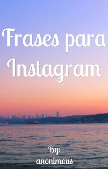 Frases Para Instagram Claus Corner Wattpad