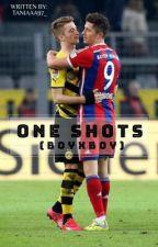 One Shots (boyxboy) by misspiszczek26