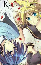 OS: Lemon Kaito x Len by Seragaki17Aoba