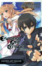 Sword Art Online Volumen 1 Aincrad by SergioGarciaGonzale3