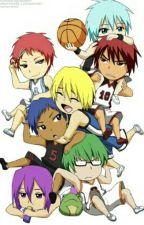 Kuroko No Basket  by Lou178