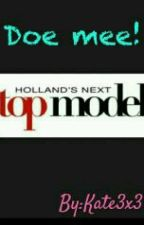 Holland's next top model by Kate3x3