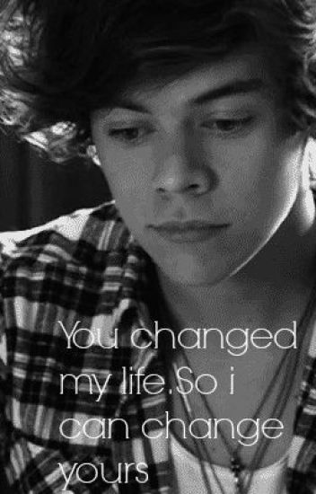 You changed my life. So I can change yours.