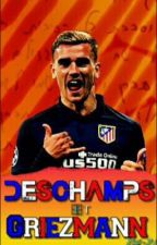 Deschamps & Griezmann ♥ by elo-21