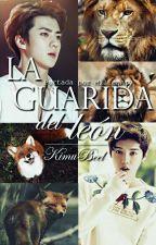 La Guarida del León ☆//HUNHAN//☆ AFPSDDA#01 by KimuBeel