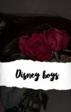 Disney Boys ✒ [Tracob AU]  by tracobily