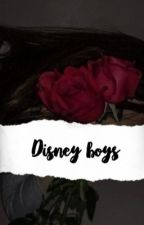 Disney Boys ⭐ tracob au by -bixenboy