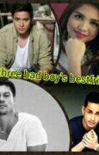 My Three Bad Boy Bestfriends  by gelmrk2578