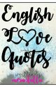 English Love Quotes √ by _meeradaebak