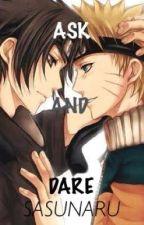 Ask and Dare Sasuke and Naruto!!!  by Xiu_XiuBaozi