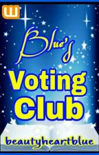 Blue's Voting Club [OPEN/ACTIVE] by beautyheartblue