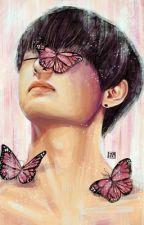 [ القلـب الزهـري ، قلب تايهيونغ ] by Aey_111