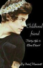 Childhood Friend  by FarahMansour9