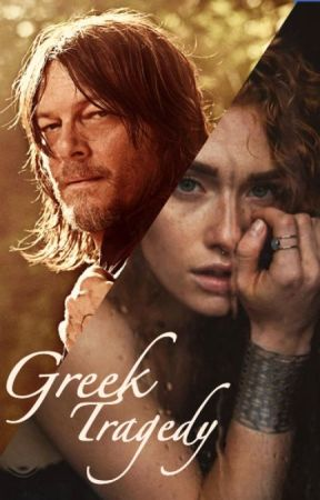 Greek Tragedy   Daryl Dixon by wildwolfmagic
