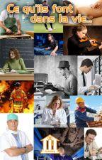 Amphi 7 : Ce qu'ils font dans la vie by WPAcademy