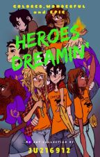 Heroes Dreamin' by Ju216912