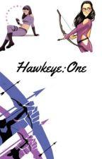 Hawkeye: One [Wattys2016] [Completed] by KateWalker_Ninjago