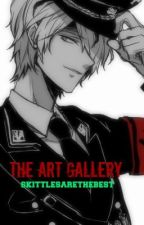The Art Gallery (Ib FanFic!) ~OC x Gary~ { ON HOLD UNTIL FURTHER NOTICE } by skittlesarethebest