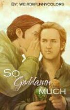 So goddamn much || Sabriel by weirdxfunnycolors
