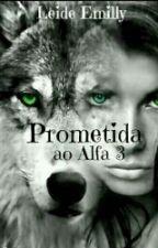 Prometida ao alfa 3 : O Renascer by Leidemilly