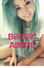 Badgirl Allone by my_pets_n