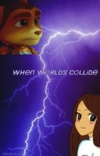When Worlds Collide... by AllietheLombax