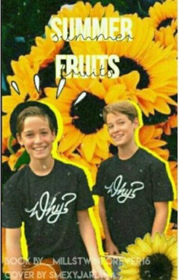 Summer Fruits // M&H Fanfic