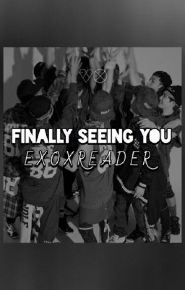 Finally seeing you (EXOxreader)