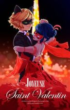 La jolie Coccinelle et l'élégant Chat Noire  by Elena2050