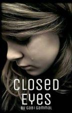 Closed Eyes by Gabigammal