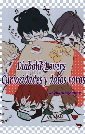 Diabolik Lovers: Curiosidades Y Datos Raros
