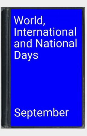 Sexual national days