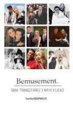 Bemusement (Lucaya)(Markle) (GMW) by FarkleMinkxs