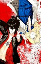 noblesse X reader [One shots ,scenarios ] by mahbolaDZ