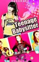 Teenage Babysitter by AziaBaby