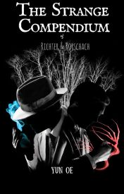 The Strange Compendium of Richter & Rorschach I by yun_oe