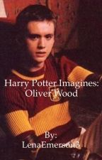 Harry Potter Imagines: Oliver Wood by LenaEmerson3