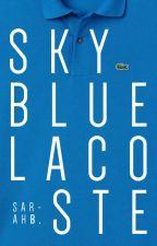 Sky Blue Lacoste by bh_sarah