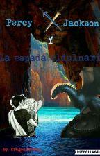 Percy Jackson y la espada eldulnari by IRCdemigodsoul
