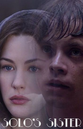 Solo's Sister  (Luke Skywalker x Reader)