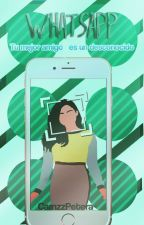 Whatsapp  by C-CandyCornia-a