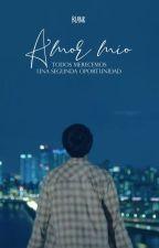 Amor Mío ❀ [KookV] ↪ Mpreg [1ra T.] by TaeKook-KV