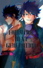 Fairy Tail Next Generation by fanficlover127