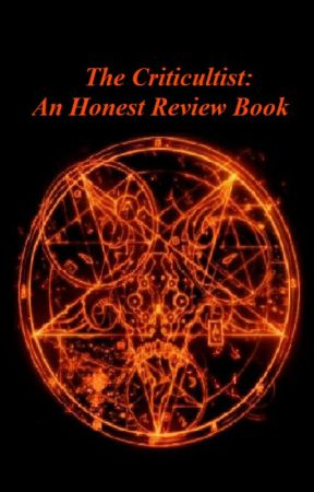 The Criticultist: An Honest Review Book by IanRCooper