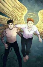 My Angel-sterek by cecyrayita